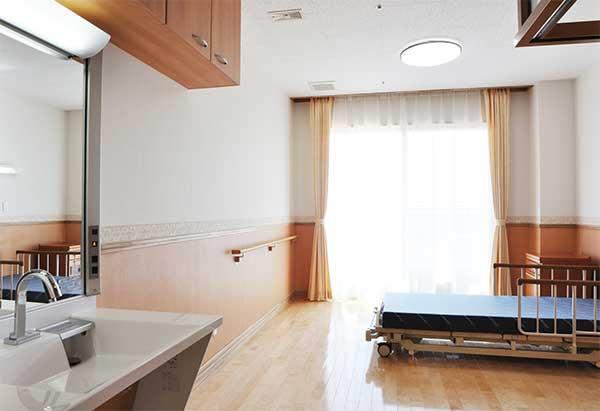 唐津玄海町 小規模多機能型居宅介護 こもれびすてーしょん ひかりのいえ 「泊まりサービス」